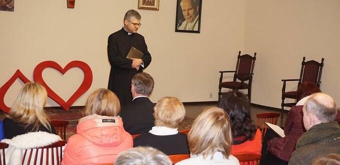 Konferencja ks. dr Wojciecha Rzeszowskiego