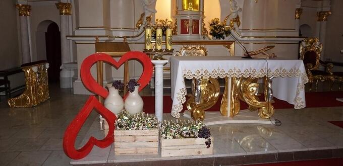 Msza święta w intencji tych których kochamy