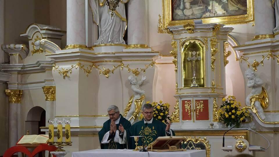 Msza święa
