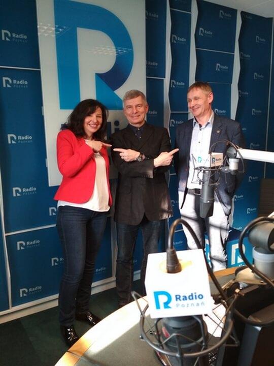 W Środku Dnia Radio Poznań