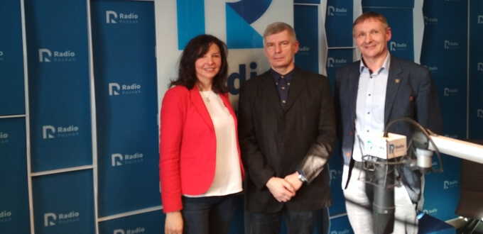 Chfm w radio Poznań