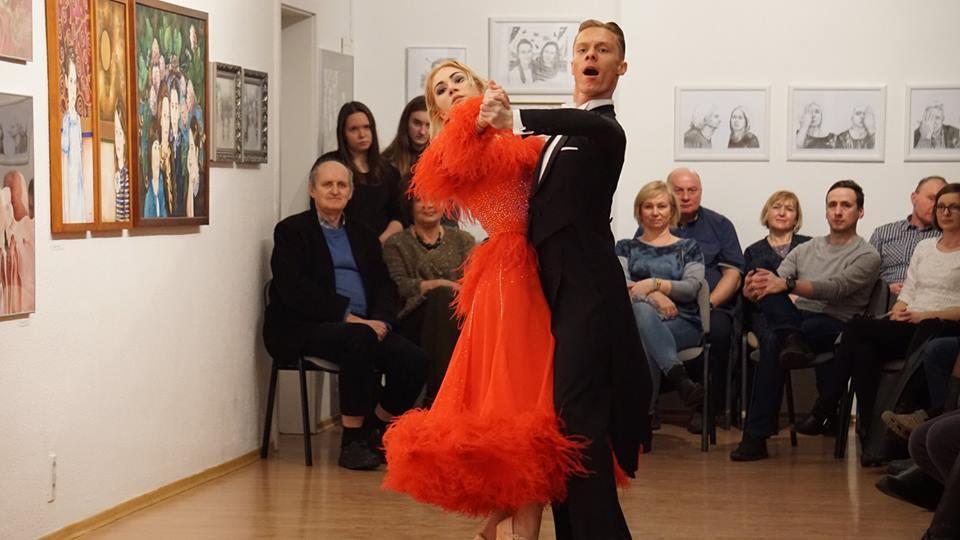 Adrianna Głowackaj i Mateusz Pawłowski