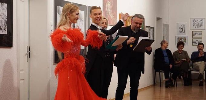 Występ Adrianny Głowackiej i Mateusza Pawłowskiego