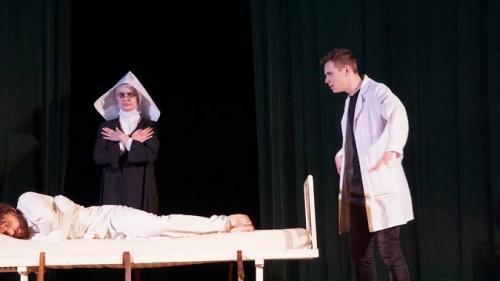 """""""Wariat i zakonnica"""" w wykonaniu Grupy Teatralnej Próbownia!"""